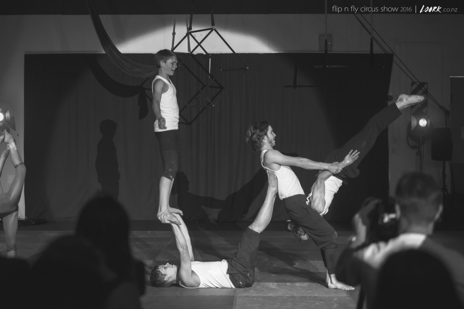 Handstand/Tumbling
