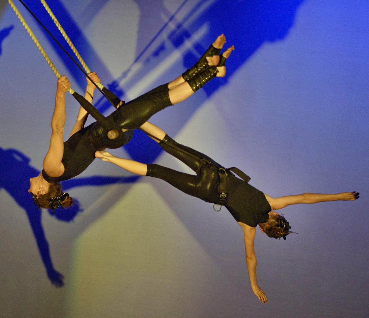 SEVEN – Flip N Fly Circus and Dance Collaboration Show